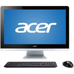 Acer Aspire 19.5-Inch All-in-One Desktop Computer (Intel Celeron N3150 Quad-core up to 2.08 GHz Processor, 4GB RAM, 500GB HDD, Windows 10 Home 64Bit) (Certified Refurbished) //Price: $299 & FREE Shipping //     #hashtag4