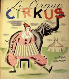 le cirque cirkus - Santa Rosa