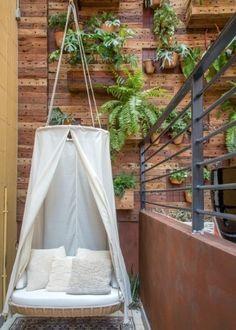 4 ideias criativas para você montar seu jardim ou horta vertical