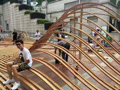 Galeria de Paisagem Flexível / GOA Architects - 2