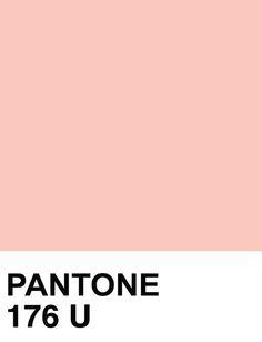 #pantone #pantone176U #pink #coral #basic