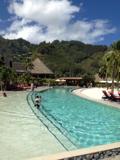 Intercontinental Moorea, Tahiti, Honey would love this place!