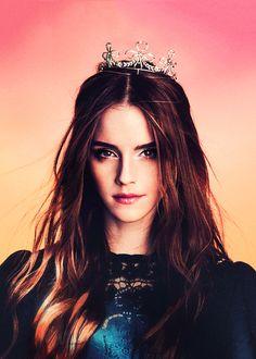 """ Emma Watson, Wonderland Magazine February 2014 """