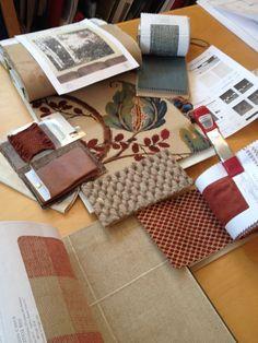 Sourcing #livingroomdesign @jcmdesign.. #schumacher