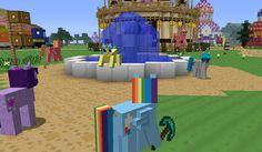 Mine Little Pony Mod para Minecraft 1.4.6 y 1.4.7