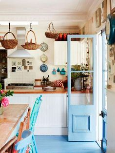 55 Quirky Home Decor Trending Today Home Decor What is Decoration? Decoration may be the art of decorating the … Kitchen Island Storage, Farmhouse Kitchen Island, Modern Kitchen Island, Kitchen Islands, Kitchen Island On Wheels, Rustic Kitchen, Kitchen Island Lighting, Vintage Kitchen, Quirky Home Decor