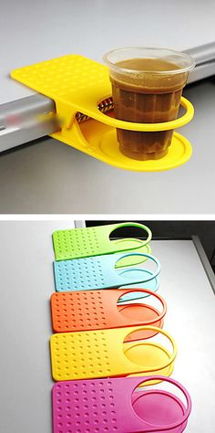 I seriously need these for my desk so I don't dump my coffee all over my papers...