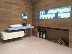 Bathroom Krion Porcelanosa