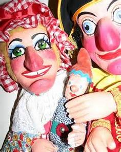 Punch and Judy Puppets - Bing Images