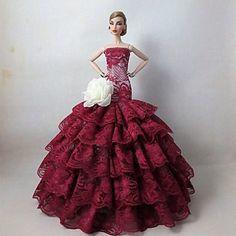 roupas para boneca barbie passo a passo - Pesquisa Google