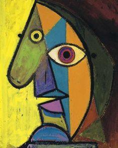 Picasso, Dora Maar, 1938. http://2.bp.blogspot.com/_0r9KVfDbP4E/SaGD9YJlLxI/AAAAAAAACrY/E7f9t0cUHUU/s1600-h/portrait+de+picasso+1938,+dora+maar.jpg#