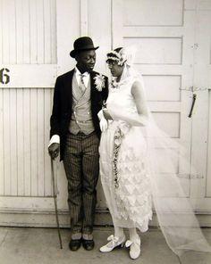 i love this film, vintage wedding photos, 1920s wedding, vintage weddings, vintage photographs, brides, wedding bells, black histori, bride groom