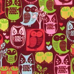 Woodland Owls Woodstock