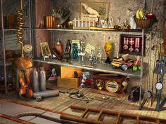 hidden objects games - Buscar con Google