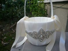 Hey, I found this really awesome Etsy listing at https://www.etsy.com/listing/167281797/sale-wedding-flower-basket-flower-girl