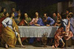 Philippe de Champaigne - The Last Supper
