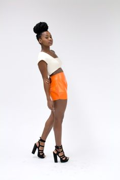 L.O.R - Asymmetric Two Piece