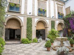 Patio de la Cancela del Palacio de Viana, Córdoba