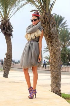 MACADEMIAN GIRL: MY MOROCCO JOURNEY with ITAKA - OUTFIT 5