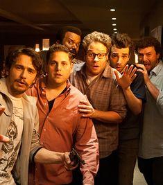 This Is The End - Seth Rogen, James Franco, Jay Baruchel, Jonah Hill, Craig Robinson, & Danny Mcbride