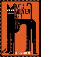 In 2010 the Zurich Design Museum acquired 14 of the Pantibar posters for its permanent collection and Pony continues to design promotional posters for the venue. To see more of Pony's work for Panti and her Dublin gay bar, visit pantibar.com.