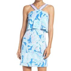 Nwot Lilly Pulitzer Shay Dress