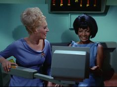 """Nichelle Nichols frequently tells a story of getting into a dispute with director Marc Daniels over the filming of this episode. As it had already been established that Uhura's first language was Swahili, Nichols believed that, after her mind was erased, Uhura would revert to her first language. However, as Nichols herself did not speak Swahili, Daniels wanted Uhura to just speak English. Nichols refused to, telling Daniels, """"Nichelle Nichols doesn't speak Swahili, but Uhura does!"""" Gene…"""