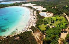 Cala Brandinchi - Sardinia, Italy.