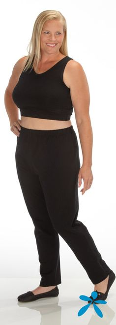Plus size loose fit legging.  Great for active or any outfit! Black or Navy. XL - 6X