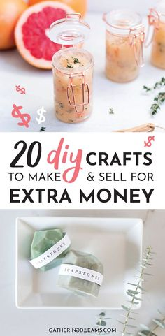 Diy Craft 45086 Looking for a creative side hustle? This awesome list of 20 easy things to make and sell online in 2019 can help you to make money on the side. Find the perfect product to make and sell for profit! Make money from home with craft ideas! Easy Diy Crafts, Creative Crafts, Diy Crafts To Sell, Diy Crafts For Kids, Decor Crafts, Kids Diy, Craft Ideas To Sell Handmade, Handmade Crafts, Diy Creative Ideas