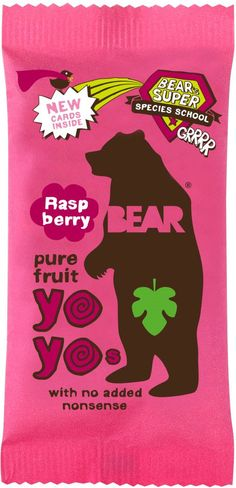 Buy Bear Pure Fruit Yo Yos Raspberry (20g) online in ASDA at mySupermarket