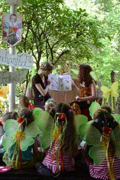 {PARTY ON A BUDGET} Woodland Fairy Party for $170 | Catch My Party