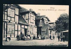 Polen,Polska, ELBLAG - ELBING - Schiffsholm 1910