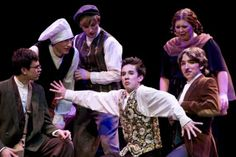 Appleton East High School's production of 'A Midsummer Night's Dream'