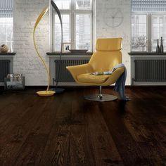 Barlinek Taste of Life Engineered European Oak Flooring Affogato Grande Lacquered Wood Flooring Uk, Engineered Wood Floors, Plank Flooring, Barbados, Living Spaces, Living Room, Home Renovation, Teak, House Design