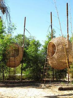 Porky Hefer Design/Nests - Kubu