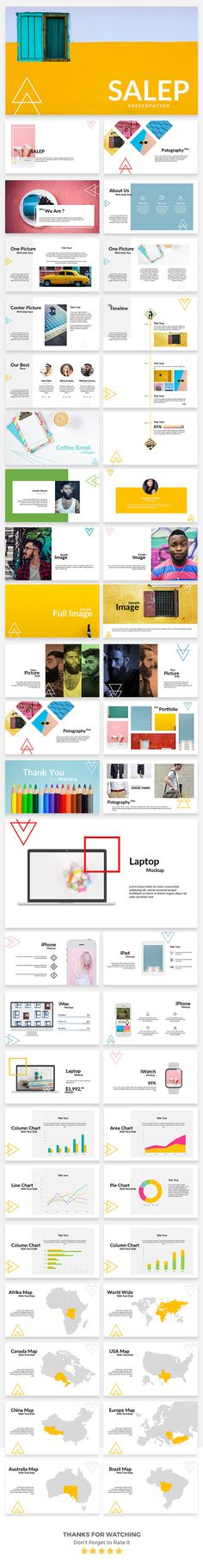 Salep Powerpoint Template - Business PowerPoint Templates