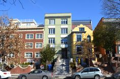 1321 Euclid St NW Washington, DC 20009. 1,350 square foot Columbia Heights Condo features 2BR, 2.5BA, with coveted outdoor spaces, an open floor plan, gleaming hardwood floors, gourmet kitchen, Jacuzzi tub in MB, washer & dryer in unit, and a private/gated entrance, unit is at street level. Pet Friendly Bldg! Prime location near 2 metros, grocery stores, gyms, and the countless shops and restaurants of the U St and 14th St Corridors. Call Eldad Moraru at 202.412.6464