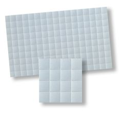 Dollhouse miniature TILE - The miniatures products you need to build or furnish your dollhouse. Mosaic Tile Sheets, Wall Tiles, Styrene Sheets, Factory Direct Crafts, Light Blue Walls, Tape Crafts, Miniature Dolls, Dollhouse Miniatures, Craft Supplies