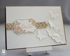 Stampin' Up! Karte Four Frames