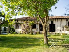 Our lovely house in SW France where we have 2 holiday cottages and b and b. See us on www.escapetogascony.com