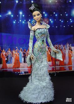 Ninimomo's Barbie. Австралия и Океания. 2009/2010