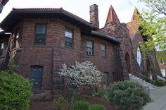The First Presbyterian Church in Barnesville, Ohio. #ohio #historic #church