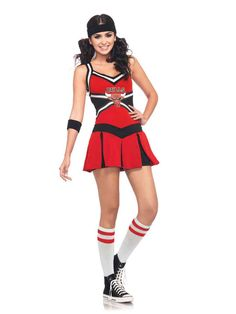 Cheerleading Costumes for Adults