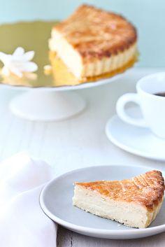 Pastís basc (pastel vasco)