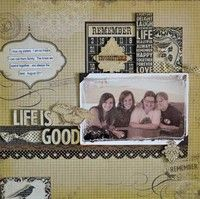 A Project by seppa from our Scrapbooking Gallery originally submitted 04/24/12 at 10:15 AM