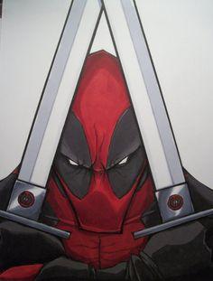 Deadpool :)