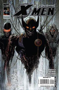 Astonishing X-Men Vol. 3 # 33 by Phil Jimenez