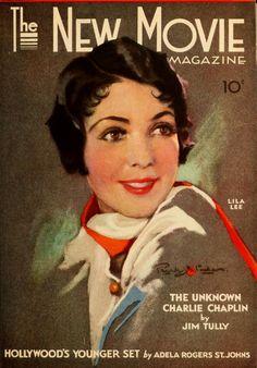 The New Movie Magazine (Jul-Dec 1930)