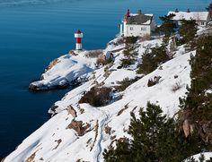Odderøya Lighthouse at Kristiansand, Norway - _LAV1136 by LarsVerket, via Flickr